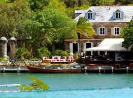 Admiral's Inn and Gunpowder Suites