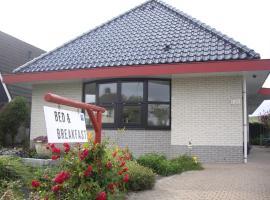 Bed & Breakfast aan Zee, hotel in Callantsoog