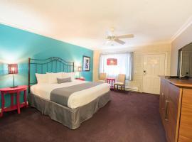 The Sedona Hilltop Inn