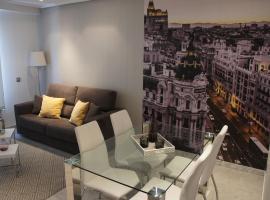 Arizonica Suites, apartment in Madrid