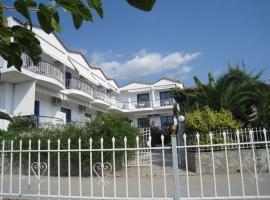 Leventis Apartments, hotel in Rovies