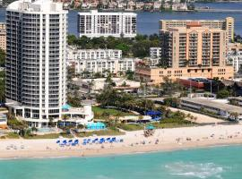 DoubleTree by Hilton Ocean Point Resort - North Miami Beach