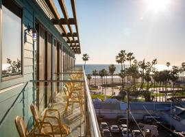 Hotel Erwin, hotel near Venice Beach Boardwalk, Los Angeles