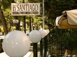 Hotel Santiago, hotel a Milano Marittima