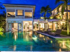 BoHo Hills Bali, hôtel à Uluwatu