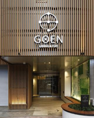 Goen Lounge and Stay