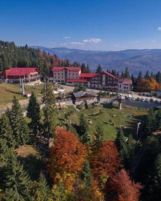 Complex Turistic Alpina Blazna Sant