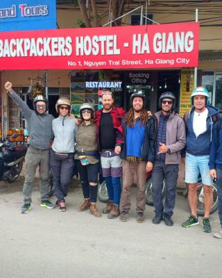 Central Backpackers Hostel Ha Giang