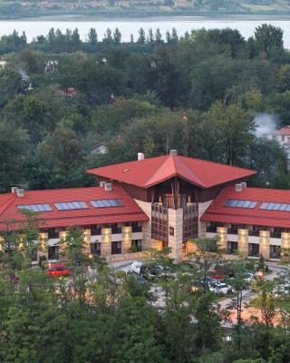 Hotel Danubia Park garni