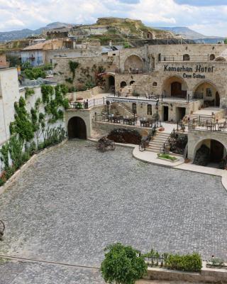 Kemerhan Cave Suites