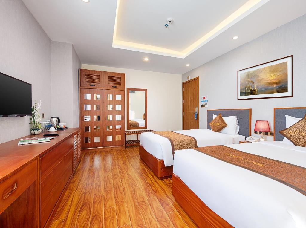 Hình của Phòng Deluxe 2 Giường Đơn #1