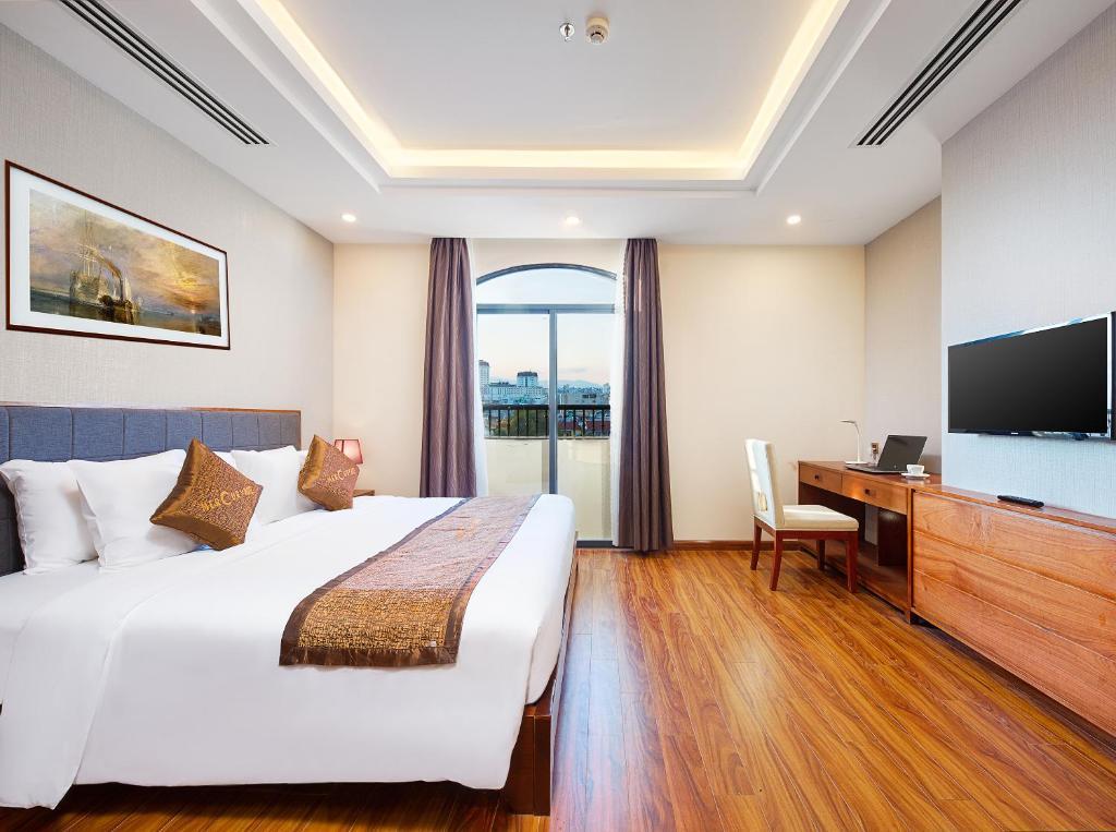 Hình của Suite có giường cỡ King #1