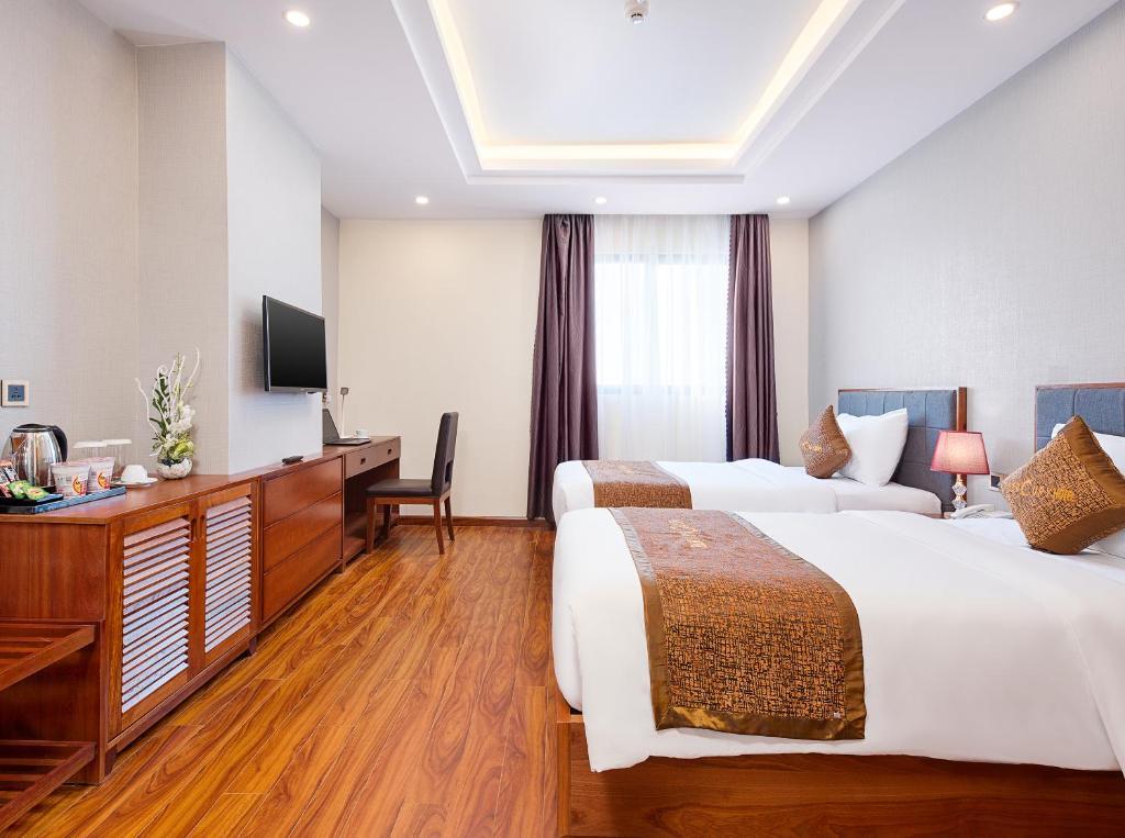 Hình của Phòng Premium 2 Giường Đơn #2