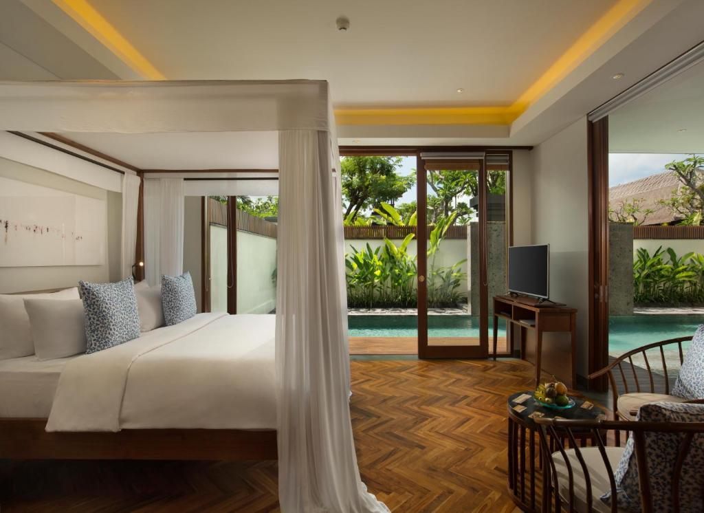Клубна вілла Sunrise, 2 спальні, власний басейн: фотографія №4