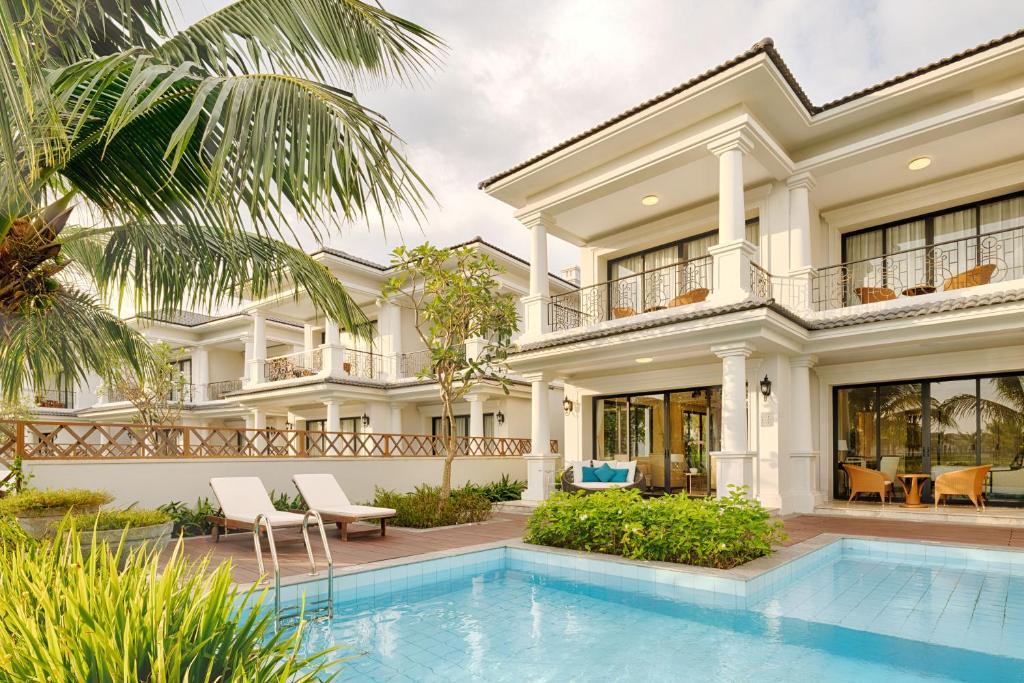 Hình của Biệt Thự4 Phòng Ngủ Có Hồ Bơi Riêng - Bao Cả 3 Bữa #1