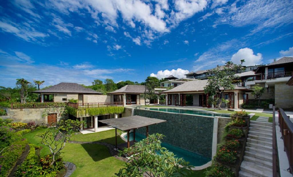 Alam Bali Six Bedroom Cliff Villa with Two Pool: фотографія №28