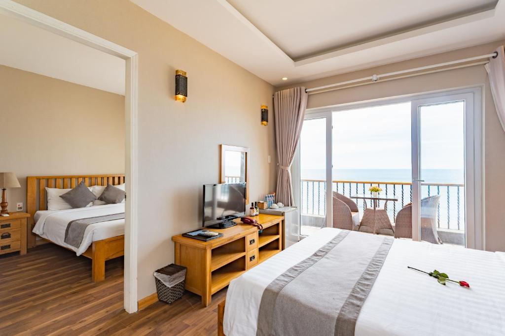 Hình của Suite Có Ban Công - Nhìn Ra Biển #3
