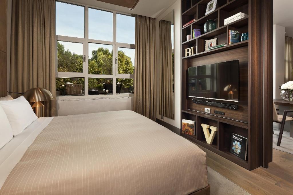 Покращений люкс з терасою: фотографія №4
