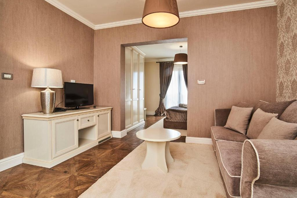 Fotografija jedinice 'Suite Junior u vili Romantica', broj 2