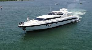 Miami Luxury Yacht, Hourly and Overnight Stay. Aloha Spirit Rentals