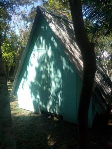 Chalé camping bagaito