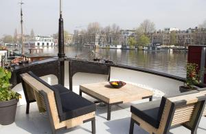 GP Amstel River Houseboat