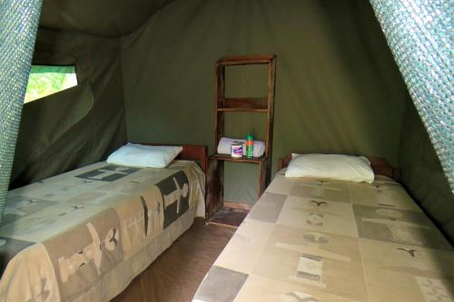 Croc Valley Camp