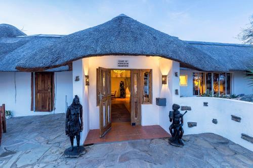 Trans Kalahari Inn