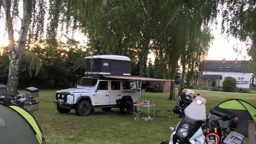 Nyírfás Camping