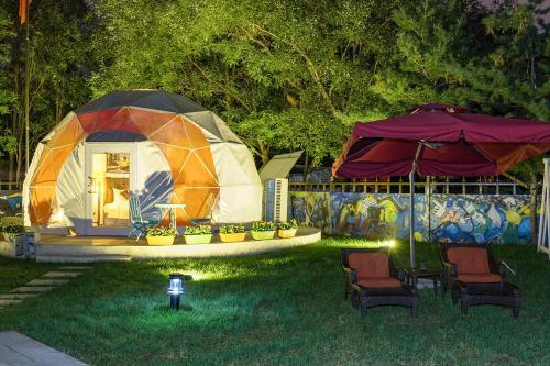 Biken Mountain Galaxy Tent