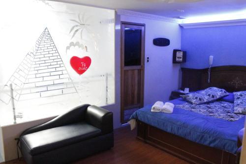 Motel Piramides De Cristal