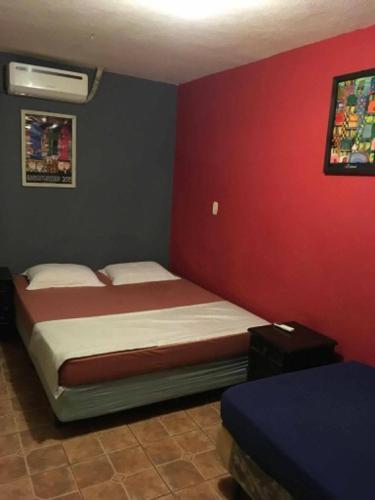 Hostal Casa Makoi - El Tunco