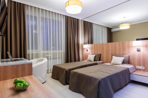 Eco Apart Hotel Astana