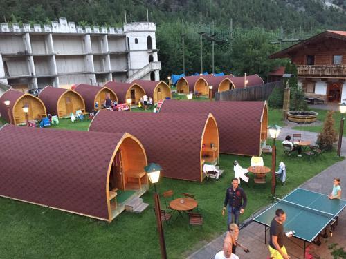 Inn-side Adventure Cabins
