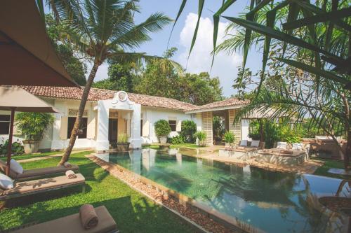 Karmel Villa Thalduwa Island - Five Bedroom Luxury Villa with Private Pool