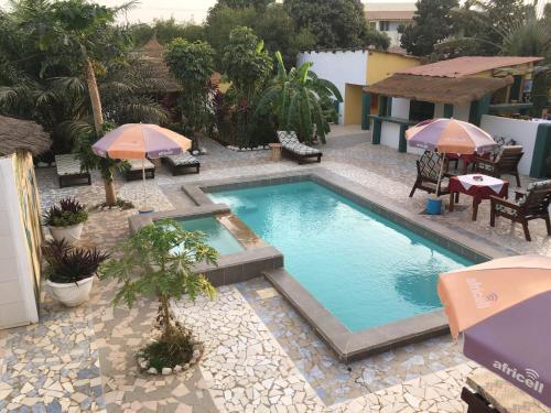 Mango Lodge Gambia