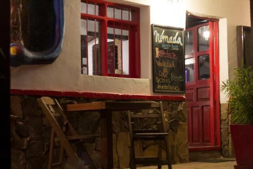 Nómada Hostel Café