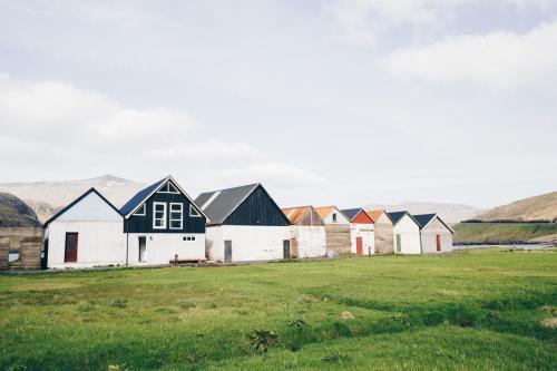 Boat house in Hósvik
