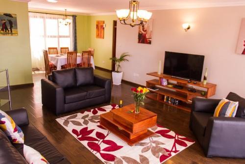 Huku Qwetu - City Sea Breeze Apartment