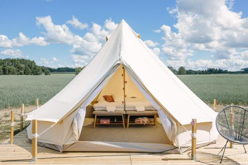 Luxury Glamp Countryside