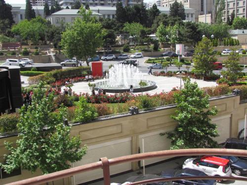 Mini hotel City view. Private bathrooms & balconies