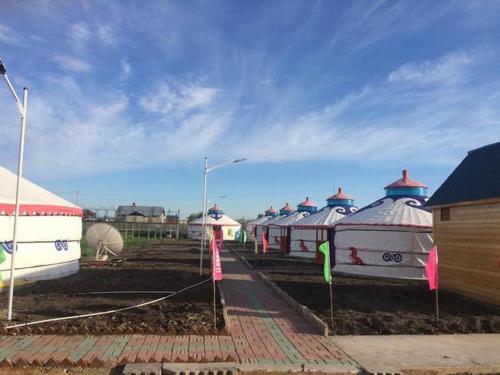 Hang Gai Mongolian Characteristic Resort