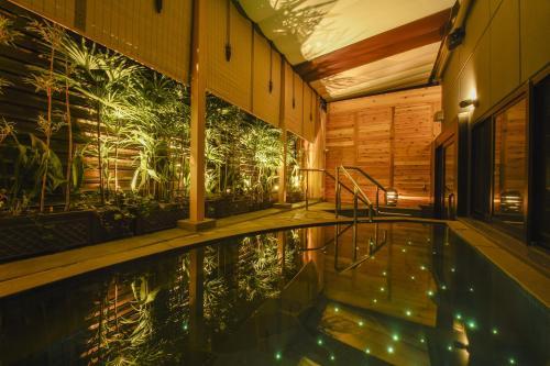 Capsule Hotel Anshin Oyado Premium Resort Kyoto Shijo Karasuma