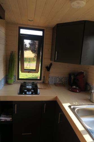Tiny House à 30 min du Puy du Fou jusqu'à 6 personnes