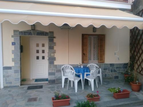 Aspa's house