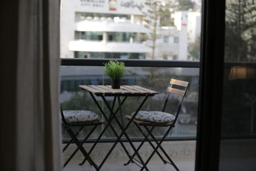 Ramallah Modern Apartment