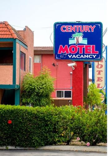 Century Motel.