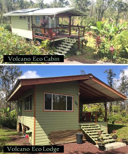 Rainforest Eco Cabin