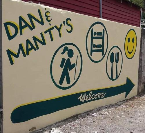 Dan and Manty's Guesthouse