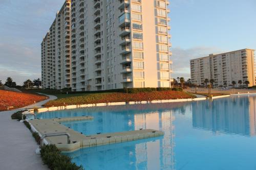 Resort Laguna Bahía. Edificio Océano, Depto 1201